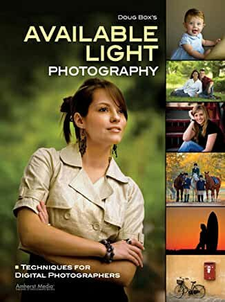 Book Cover for Available Light Photography