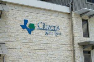 Photo of Citizens Bank Logo