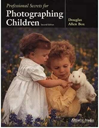 Book Cover for Photographing Children