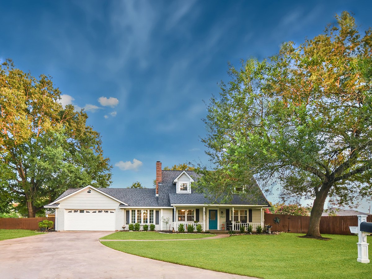 Real Estate Photography of Front of Home